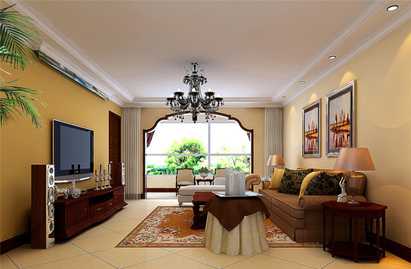 此设计方案为龙湖香提小区,168平米,花园洋房3居室户型。首先定义了装修装饰的整体风格为乡村风格,古朴,雅致的风格气氛让主人能有更高的心境。