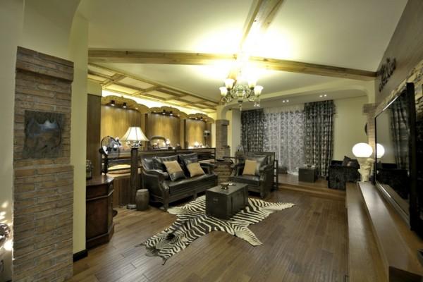 这套高层是整体设计装修,除电器外的所有(主材,辅材---地板,地砖,家具饰品,床上用品,灯饰花草,靠枕靠垫,地毯,兽皮,水晶刺绣等等的所有)只要是你看到的都是XY装饰的产品。