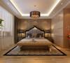 晶城秀府210平6室装修设计图