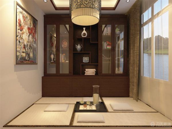 中国传统的室内设计融合了庄重与优雅双重与优雅双重气质。新中式风格更多的利用了后现代手法,把传统的结构形式通过重新设计组合以另一种民族特色的标志符号出现