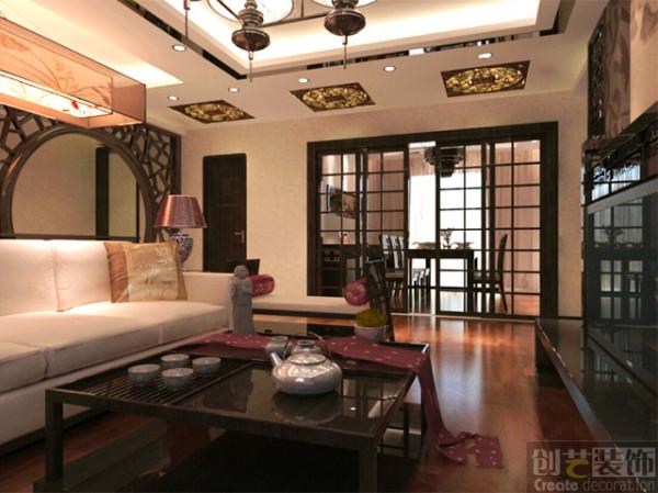 中式风格的代表是中国明清古典传统家具及中式园林建筑、色彩的设计造型。特点是对称、简约、朴素、格调雅致、文化内涵丰富,中式风格家居体现主人的较高审美情趣与社会地位