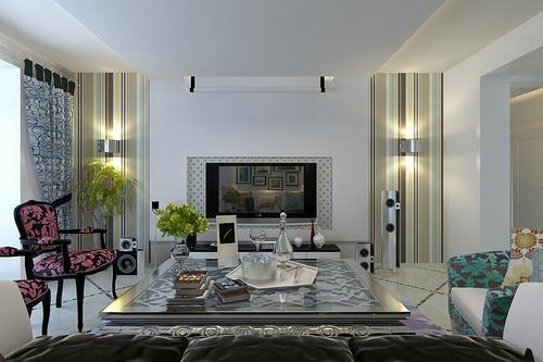 混搭是现在家居装修中一种新型的装修理念,比如如有的人喜欢简约风格,与此同时,他又非常喜欢地中海风格,他就可以在家居的设计之中将简约以及地中海两者相结合来对家进行装修设计。