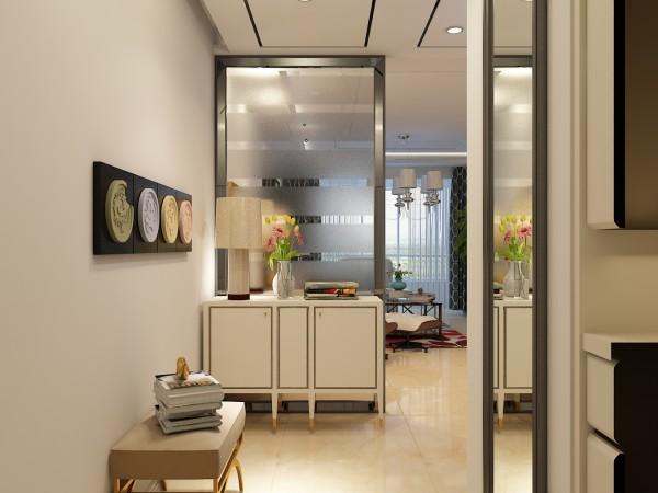 现代风格家具需要完美的软装配合,才能显示出美感