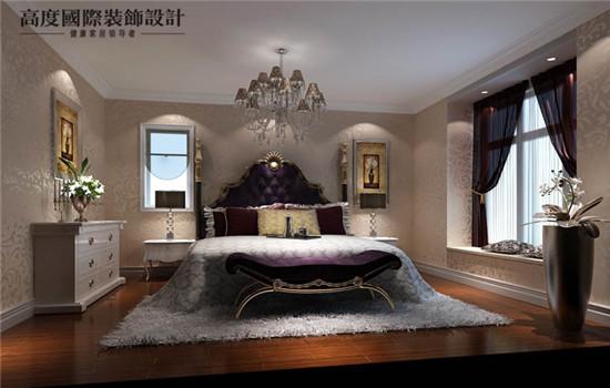 高贵的卧室