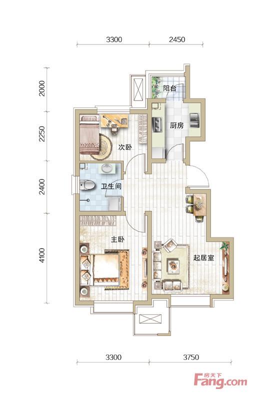客厅空间是人们生活的中心,无论是走亲访友还是日常生活,我们都离不开客厅,故客厅的装修在一个家中也是非常重要的,简单明了的设计手法与稳重整洁的家具结合在一起,既时尚又稳重大气。