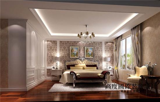 整洁的卧室,采光效果很好