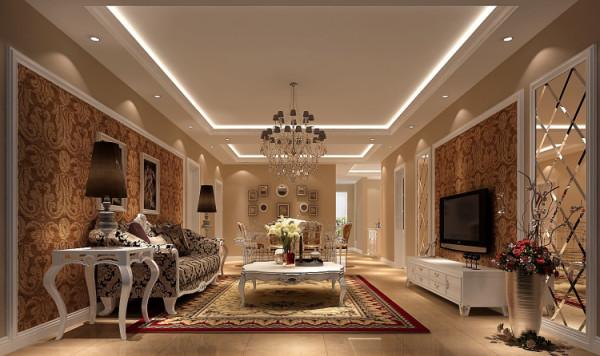 从空间到室内陈列塑造摒弃了过于复杂的肌理 和装饰,简化了线条。