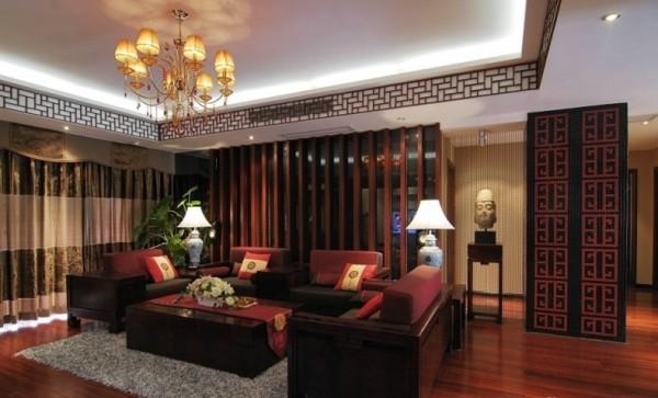 新中式装修 融侨城装修 新房装修 元洲装饰 元洲报价