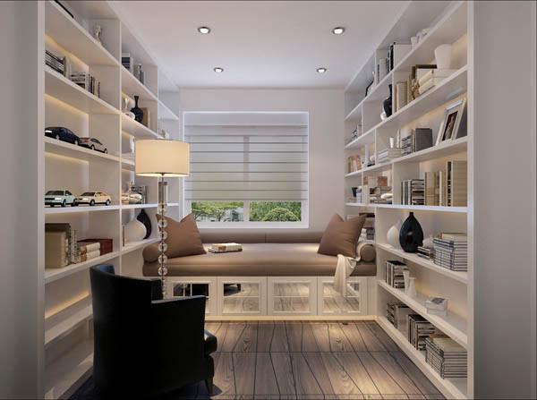 卧室是比较私密的空间,提供休息的空间,在设计方面以功能为基础,颜色上以暖色为主,物品摆放的要紧凑一些,让空间感觉温馨些,在这私密的空间里主人可以完全放松身心,舒服的在睡梦中醒来。