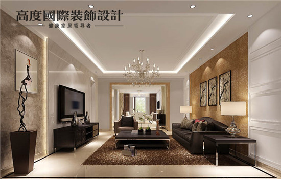 简约,宽敞,华丽,时尚的客厅