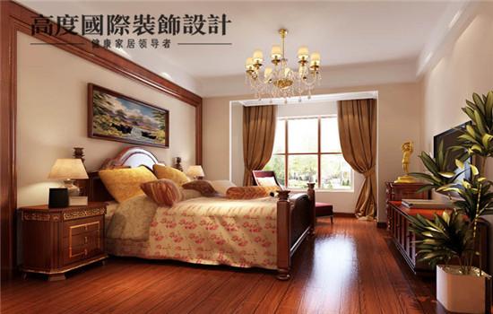 简约装修设计的卧室