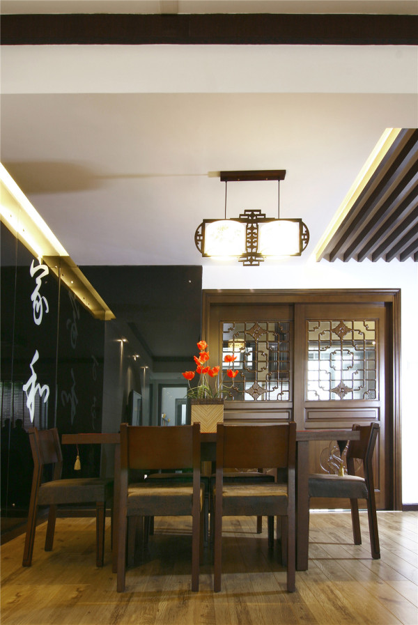 古色古香的中式餐厅
