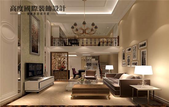 宽敞,大气,奢华,明亮的客厅