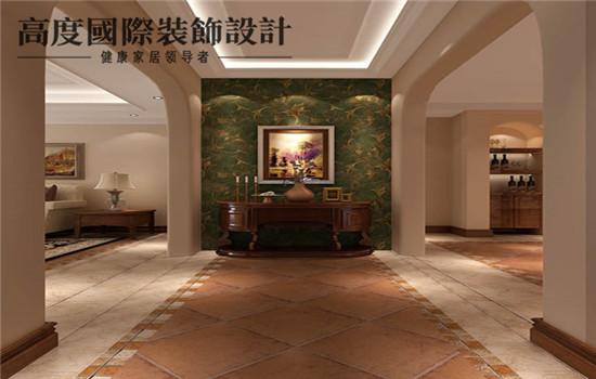 装修设计新风来自效果展示图片老杨在旭辉御府托斯卡纳装修设计的系统高度厨房图图片