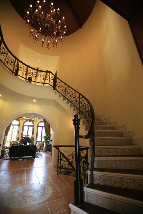 楼梯装修实景图