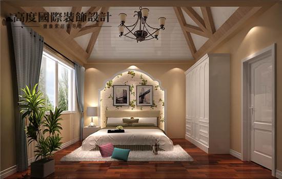 温馨可爱的卧室