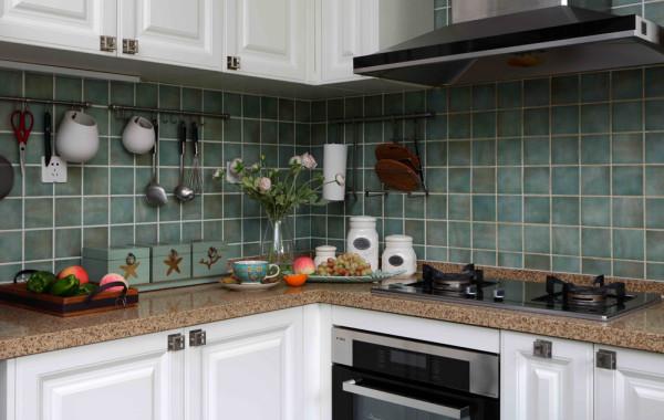 时代庄园厨房实景图