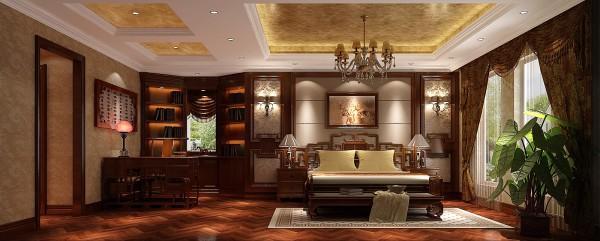 家具配置:本风格选用了简洁凝练的家具,线条简洁,纹理细腻,营造了回归自然的意境。 中国传统风格文化意义在当前时代背景下的演绎;对中国当代文化充分理解基础上的当代设计,清雅含蓄,端庄丰华。