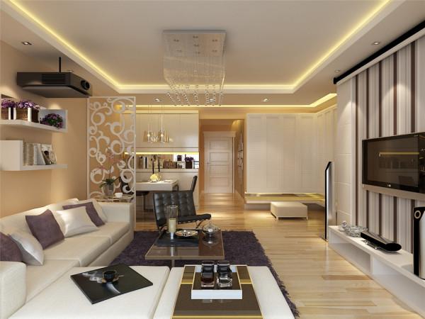 客厅是主人品味的象征,体现了主人品格,地位,也是交友娱乐的场合