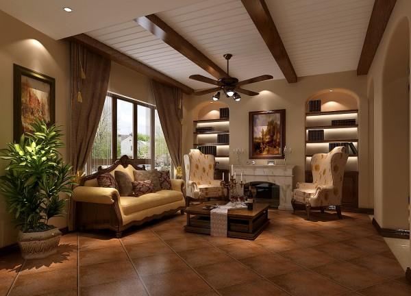 一层小客厅