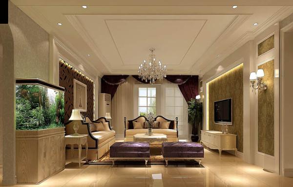 追求生活品质注重生活细节所选的欧式风格也是现在家装市场的主流风格之一