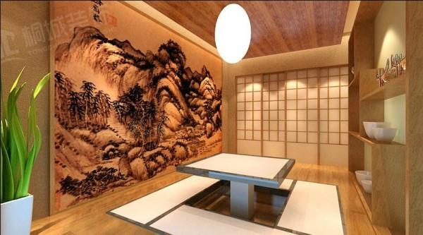 日式  多功能茶室