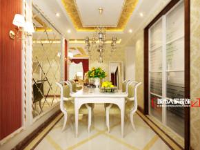 欧式 三居 舒适 公主房 餐厅图片来自石家庄装修装饰设计公司在瑞成F区125平欧式奢华的分享