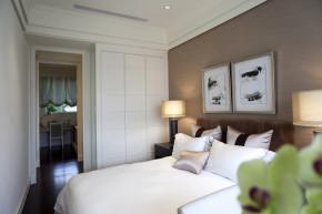 北欧 温馨 浪漫 舒适 大气 卧室图片来自成都生活家装饰在147平米打造浪漫温馨北欧风格的分享