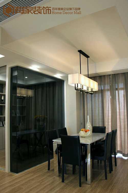 简洁的家具、灯具