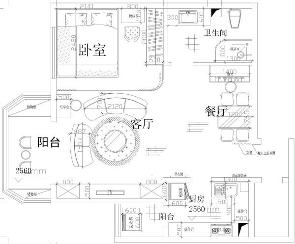 此房子装修前就是简单的装修,没有任何的设计风格!是那种没有装修的的经济适用房,格局特别的死板,采光不是特别的好,利用率特别的低!