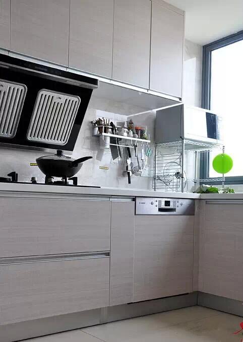 厨房就是简约风格