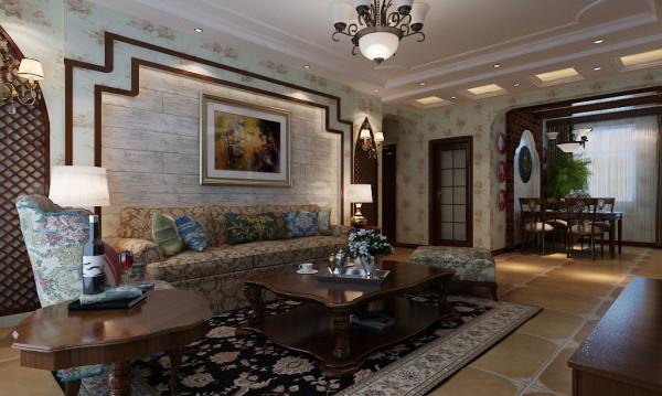 客厅沙发设计效果二