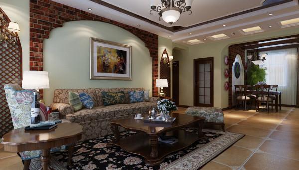 客厅沙发设计效果
