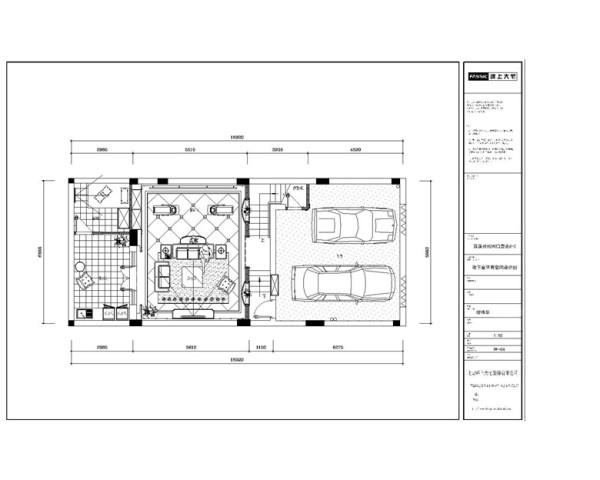 地下室平面方案 本案白色作为空间的主色调,营造出高雅、清新的欧式氛围,同时配上了古典的摆设(如果盘、画、茶几等,使整个空间尽显古典的风韵,又与现代的审美观点完美地融为一体。