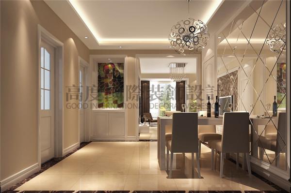 新都交大香悦餐厅效果细节图 成都高度国际装饰设计