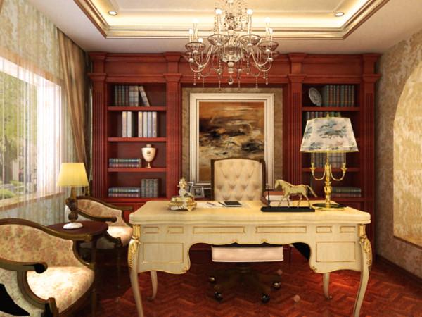 欧式建筑风格是一个统称,是以华丽的装饰、浓烈的色彩、精美的造型达到雍容华贵的装饰效果。本次运用很多棱角、喷泉、罗马柱、大理石这些典型的欧式建筑的材料。开放性的厨房会给人以轻松休闲的感觉
