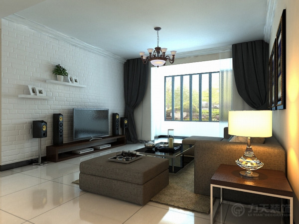 本方案为奥莱城小高层标准层C户型3室2厅2卫1厨 139.00㎡的居室设计,本方案的设计风格是雅致主义风格。