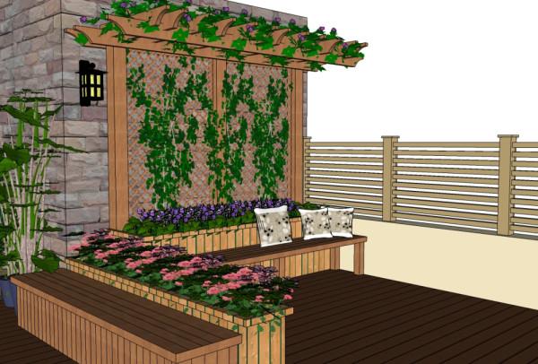植物设计说明 植物设计,在整体环境景观构建上有着极其重要的地位。在植物配置上,充分考虑了植物四季季相更替和色彩搭配,以便在不同的季节形成不同的景观。