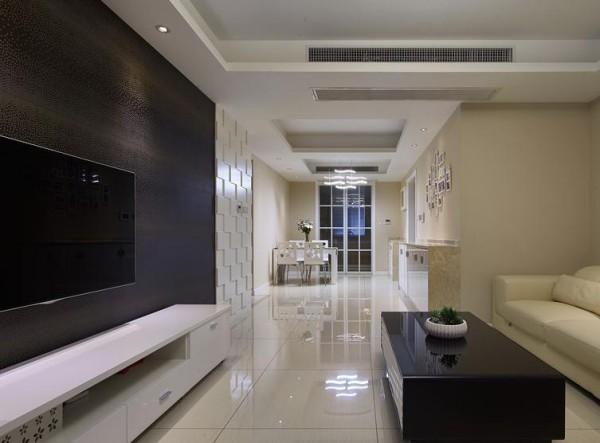 浅咖系的墙面乳胶漆,浅色系的家具