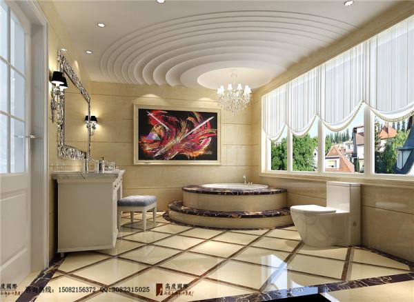 亲水湾卫生间细节效果图-成都高度国际装饰公司