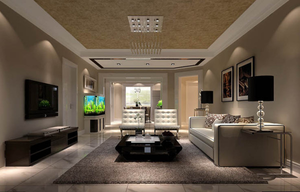 所有的设计与施工特别注重环保,造型简洁大方,实用性较强,不过分的装饰,充分加大储藏空间。