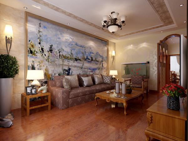 二楼客厅设计