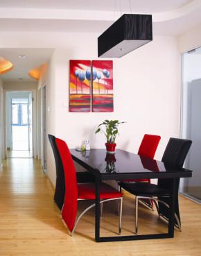 简约 三居 温馨 舒适 文艺青年 收纳 旧房改造 餐厅图片来自北京老房装修-今朝装饰王丽在彩色世界的分享