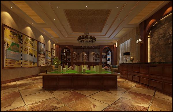 售楼部最具个性及最引以为豪的毫无疑问当属它那水晶般亮丽的阳光大厅。这一切都得以让阳光最大限度地渲泄而下,使整个大厅都充满了勃勃生机及浓浓的大自然气息;室内的布局不以恢弘场面为张扬,