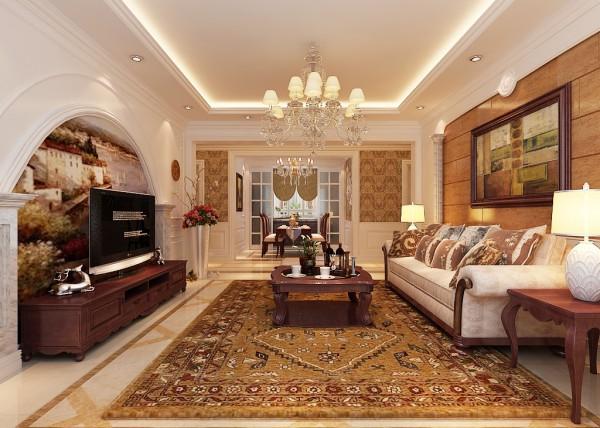 石家庄国际四期城室内装修设计