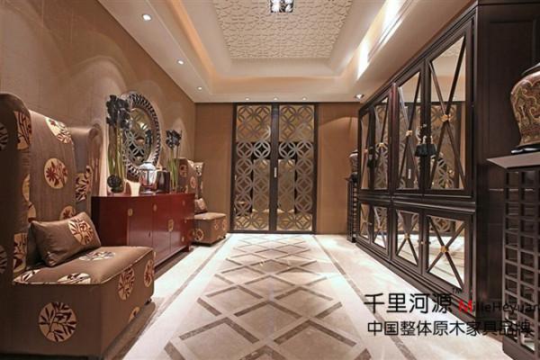 宁波千里河源定制家具