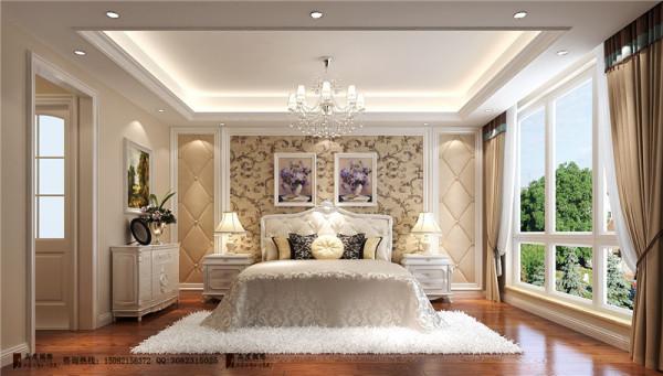 清水湾二层老人房细节效果图-成都高度国际装饰