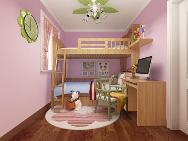 亮点五:吊顶设计,门厅、客厅较好的运用了空间分割的处理方式,石膏板简单造型,不仅保证了房屋的高度,还丰富了顶面使其更有层次感。