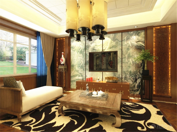 该户型智造创想城洋房81216号楼d3标准层户型3室2厅2卫1厨 116.12㎡。设计的是一套中式风格的作品。