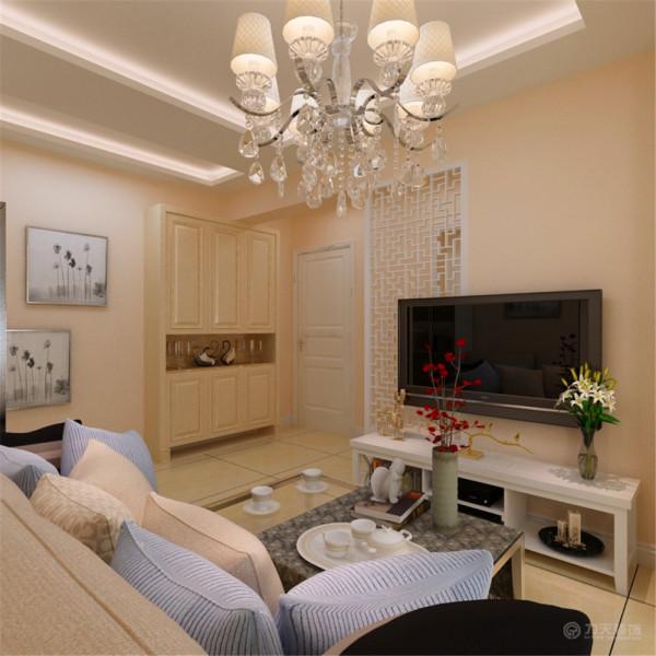 本案为秋怡家园标准户型户型2室1厅1卫1厨61.38㎡户型。这次的设计风格定义为现代风格。